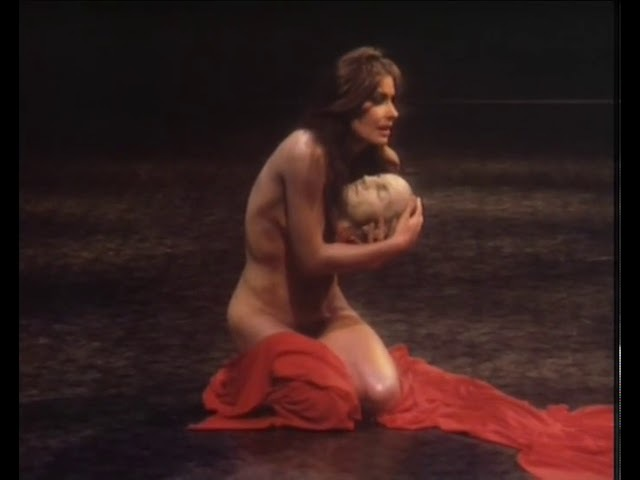Salome (ballet) - Dance of The Seven Veils - Vivi Flindt