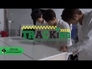 [31.10.2017] [TRCNG TRACKING] EP.4 'Spectrum' M/V Making Film Part 3