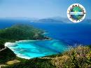 Райские острова Карибского моря. Антильские и Виргинские о-ва.Круизные лайнеры. Вокруг Света