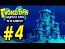 Губка Боб Квадратные Штаны 4 - Побег из замка! Глава 4-5