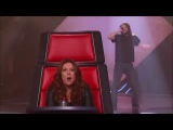 Crazy Death Metal Song in The Voice Quebec 2017