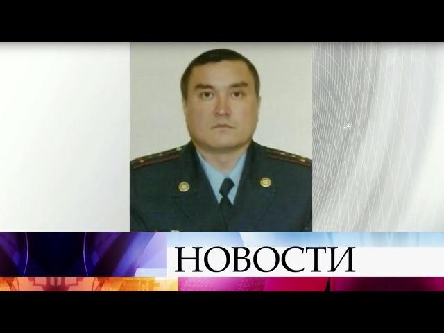 ВКазани выясняют причины пожара назаводе, при тушении которого погиб спасате ...