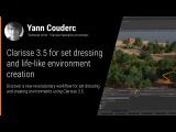 FMX2017: Clarisse 3.5 for set-dressing and life-like environment creation
