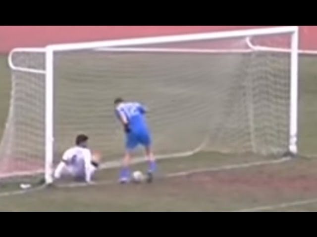 The worst miss of all time from a Greek football match | 05/12/2016
