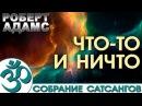 Роберт Адамс Собрание Сатсангов Что то и ничто Аудиокнига Nikosho