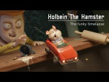 Holbein. The Hamster. The Funky Timelapse