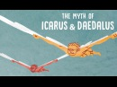 The myth of Icarus and Daedalus Amy Adkins