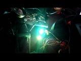 Цветомузыка atmega8 18 шим каналов RGB