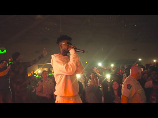21 Savage No Heart live in Abilene