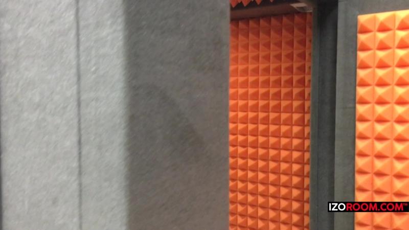 Звукоизоляционная кабина IzoRoom™ Luxe 1.35x1.35m