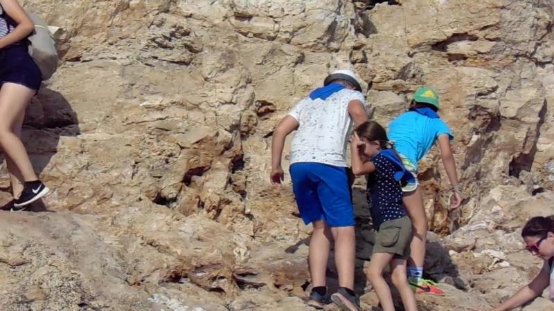 Большой Атлеш. Пещера Синбада.