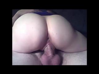 Пышная мамка так плотно присела на член, что любовник стал ее мужем (порно анал минет мамки зрелые сиськи Porno anal whore bbw )