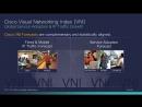 Индекс Cisco Visual Networking 2014 VNI Полный прогноз Введение