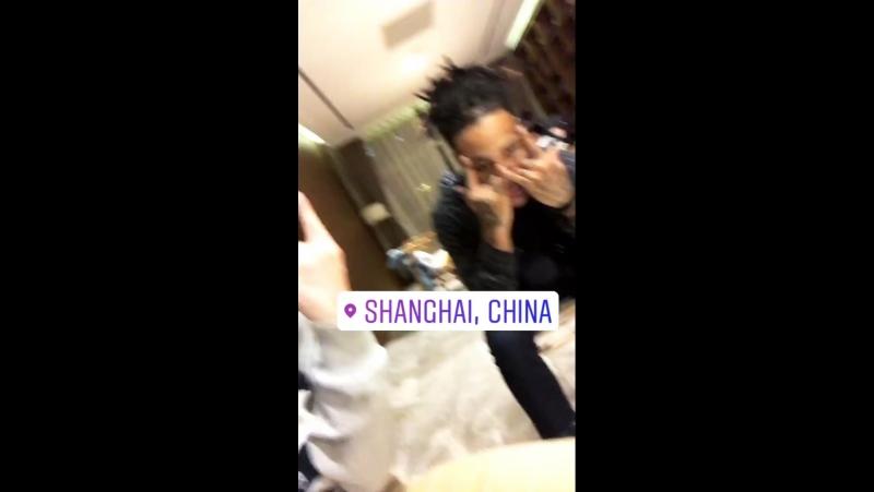 @waydi_wayde Insta Stories 10.05.17 China