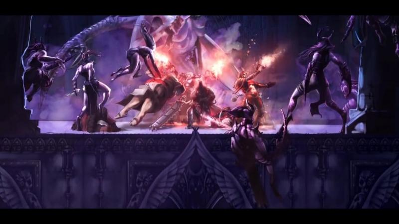 Battlefleet Gothic_ Armada - Exterminatus Cut Scene