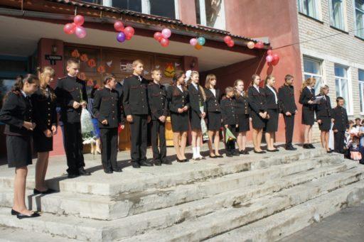 В Урупском районе появились школьные казачьи группы