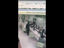 Налет на Сбербанк в Аксае