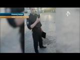 Вот такой итог видео о нападение полицейского на девушку . В целом чего и следовало ожидать