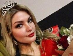 Руслана Мишина получила звание русской красавицы.