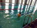 первый урок плаванья!=))