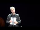Bruno Pelletier - Apres toi le deluge (06.11.2017 Москва, Театр «Русская песня»)