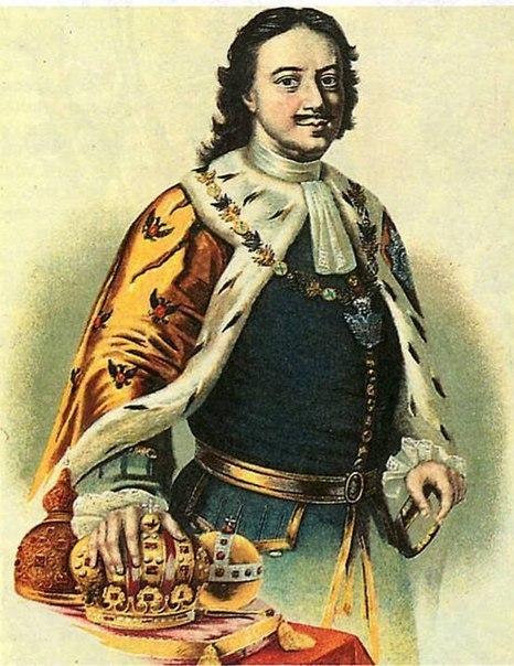 В октябре 1709 года Петр I подарил шпагу польскому королю Августу 2