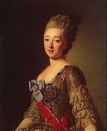 Ната́лья Алексеевна, урождённая принцесса Августа-Вильгельмина-Луиза Гессен-Дармштадтская