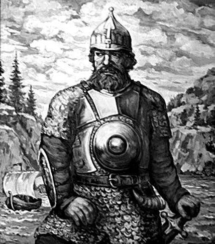 Покорение Сибири.