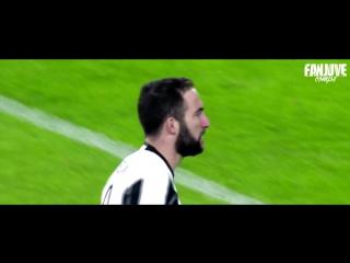 25.01.2017 | Гонсало Игуаин vs Милан | Кубок Италии | HD