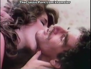 Ginger Lynn Allen Traci lords Tom Byron in classic porn