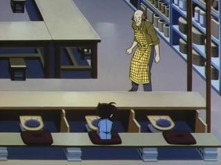 El Detectiu Conan - 229 - L'assassinat a la classe de ceràmica (II)