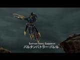 KaijuKeizer Погоня за Мегамонстрами Ультрарубеж Daikaiju Rush Ultra Frontier (2013) ep04 rus sub