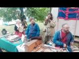 Народное русское сочинение - с Днем Городом Пенза