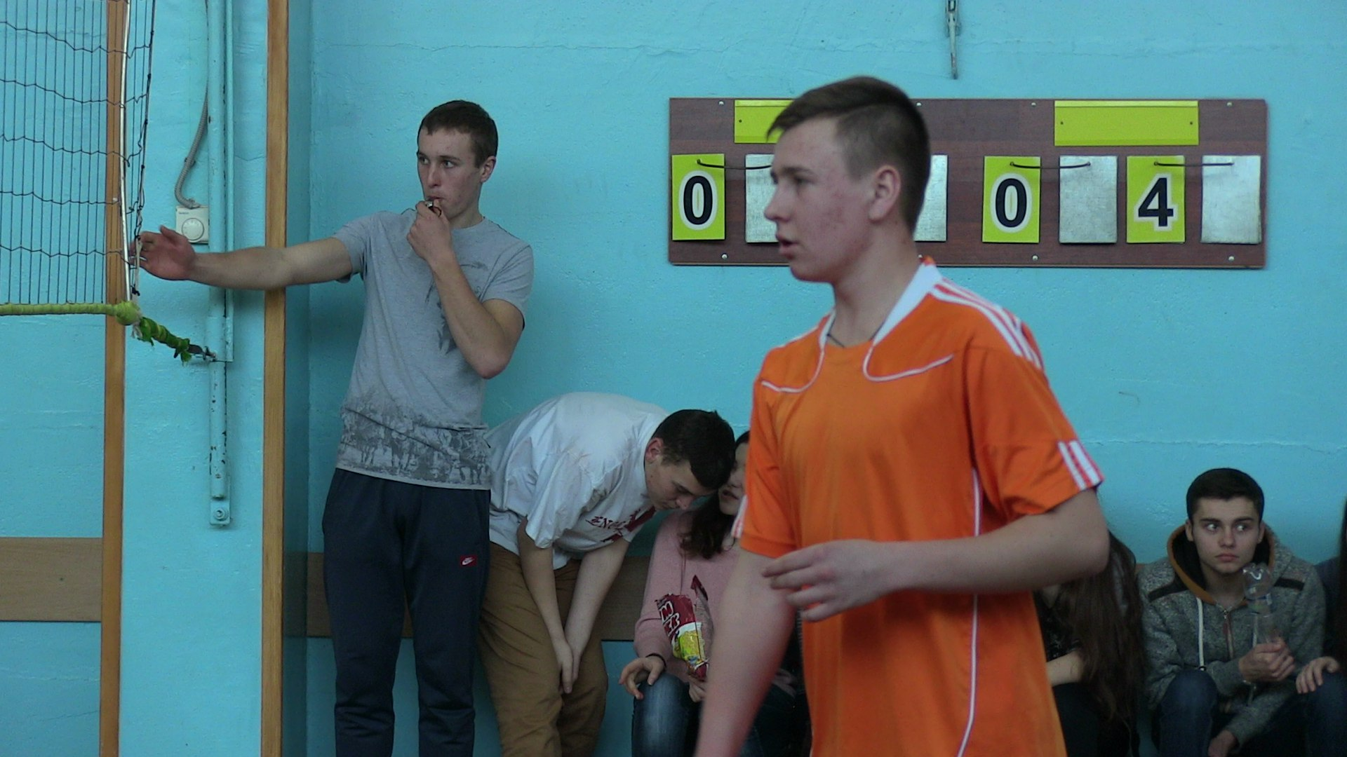 Волейбол-2017. Юнаки