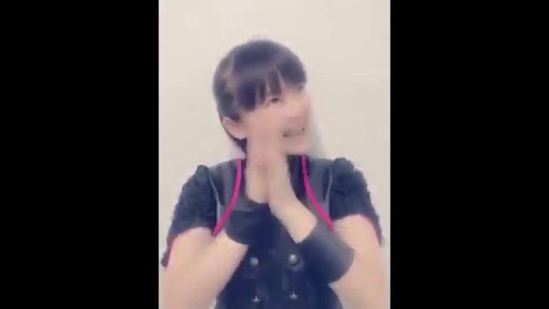 【桜エビ〜ず】@JAM1日目 キウイステージ直前のみっぴから[170826公式ツイ]