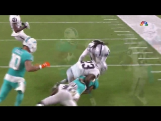 Raiders vs. Dolphins _ NFL Week 9 Game Highlights