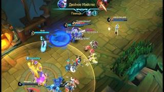 WTF момент из матча по Mobile Legends