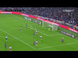 Обзор матча Барселона 1-0 Гранада HD