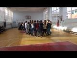 Вторая репетиция выпускников школ Благовещенского района. Хоровод 2.