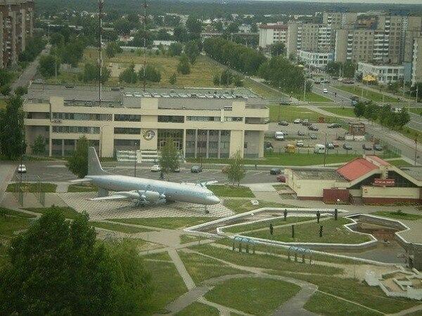 Если бы самолёт вернулся на улицу Гаврилова в Бресте, что бы вы хотели увидеть внутри?