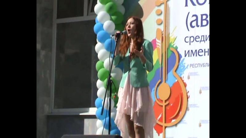 Наджие - Вера, надежда, любовь (песня Александра Лобановского)