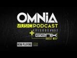 Omnia Music Podcast #052 incl. Genix guestmix (22-03-2017)