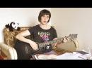 №10. Красивый гитарный бой для начинающих