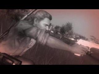 Game Maker's Toolkit: разбор двух совершенно разных игр в серии - Far Cry 2 и Far Cry 4.