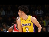 Los Angeles Lakers vs Washington Wizards - Full Game Highlights  Nov 9, 2017  2017-18 NBA Season