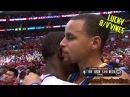 Самые дружелюбные моменты в НБА   HD  