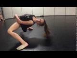 Kaycee Rice - 13 years old - Class Combo - Choreo by Zoi Tatopoulos