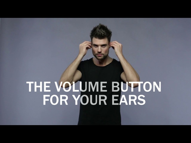 Knops The volume button for your ears Promo