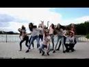 Sis n Bro, Crazy Teens - Sister Dee Group/Major Lazer - Light It Up (feat. Nyla Fuse ODG) [Remix]