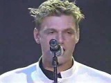 Nick &ampAaron Carter - I need you tonight live - YouTube